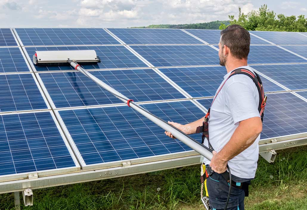 Häfliger die Solarreinigungs Profis