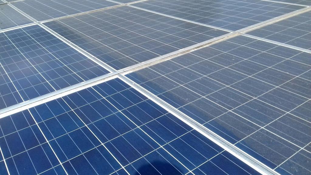Häfliger Solarreinigung super sauber