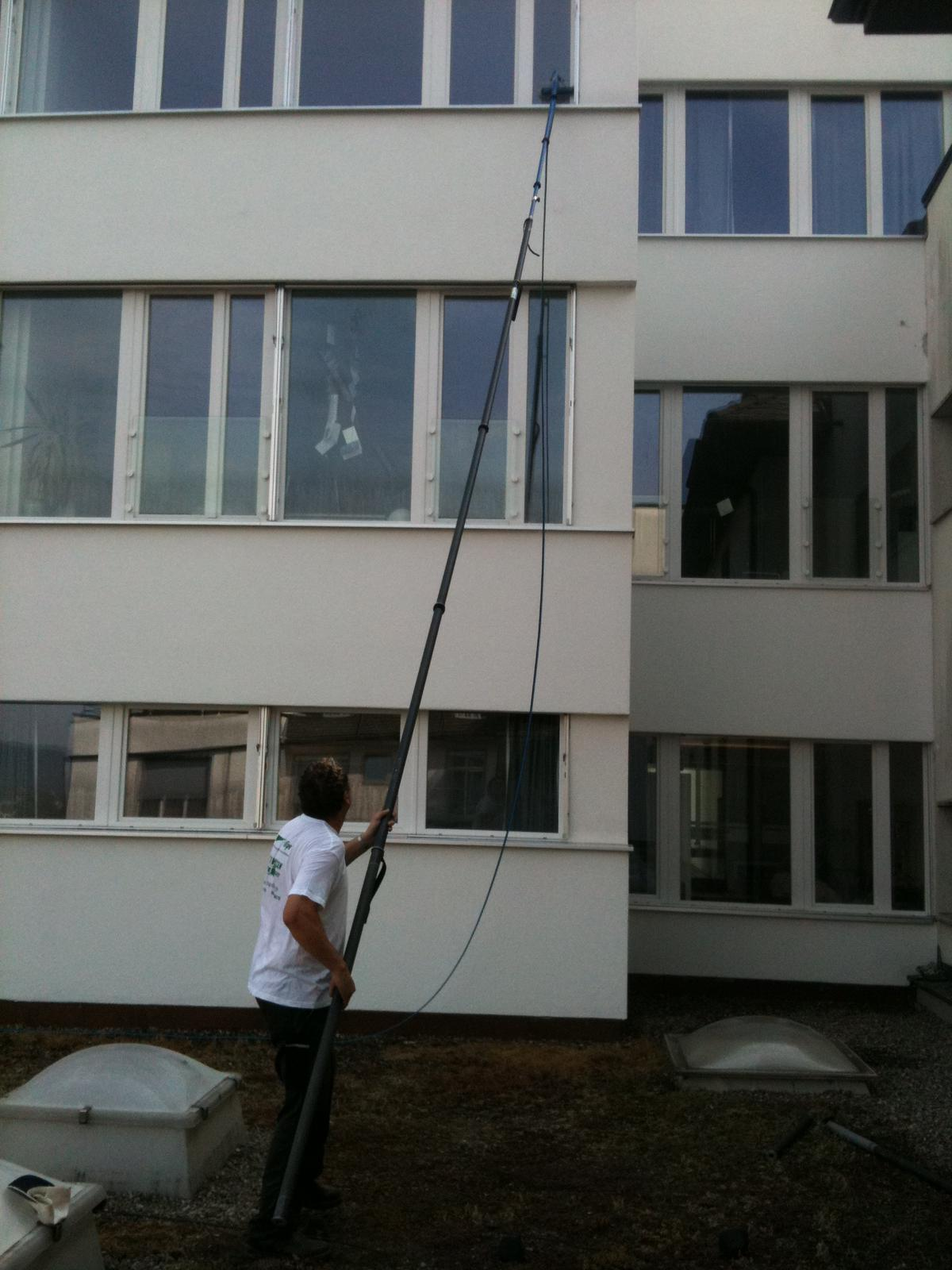 Häfliger AG Fassadenreinigung